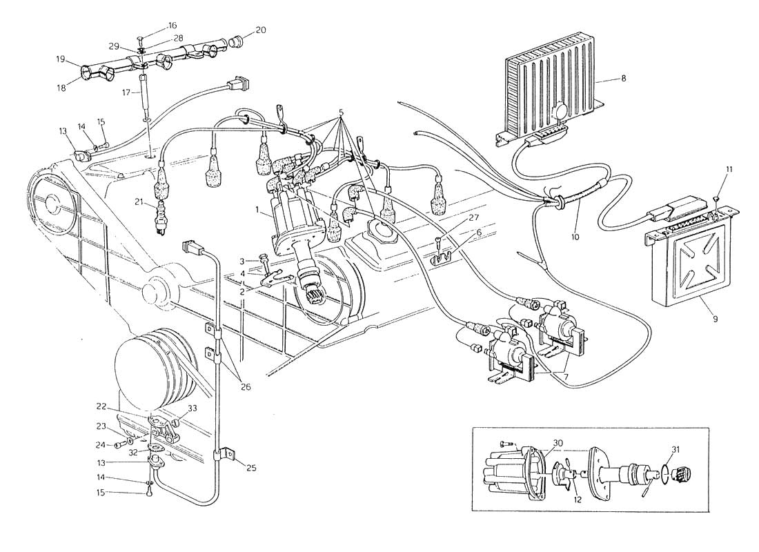 Diagram - Ignition System Distributor: 015 - Ferrparts on honda ecu pinout diagram, jeep cherokee spark plug diagram, 1997 honda civic distributor diagram, fuel gauge diagram, obd1 connector diagram, distributor rotor diagram, international fuse panel diagram, distributor cap, reverse osmosis water filter system diagram, distributor engine diagram, 4g63 timing belt diagram, distributor exploded view, wheels diagram, distributor parts diagram, obd ii pinout diagram, stator diagram, 95 accord fuse box diagram, ignition diagram, how does a magneto work diagram, hei distributor diagram,