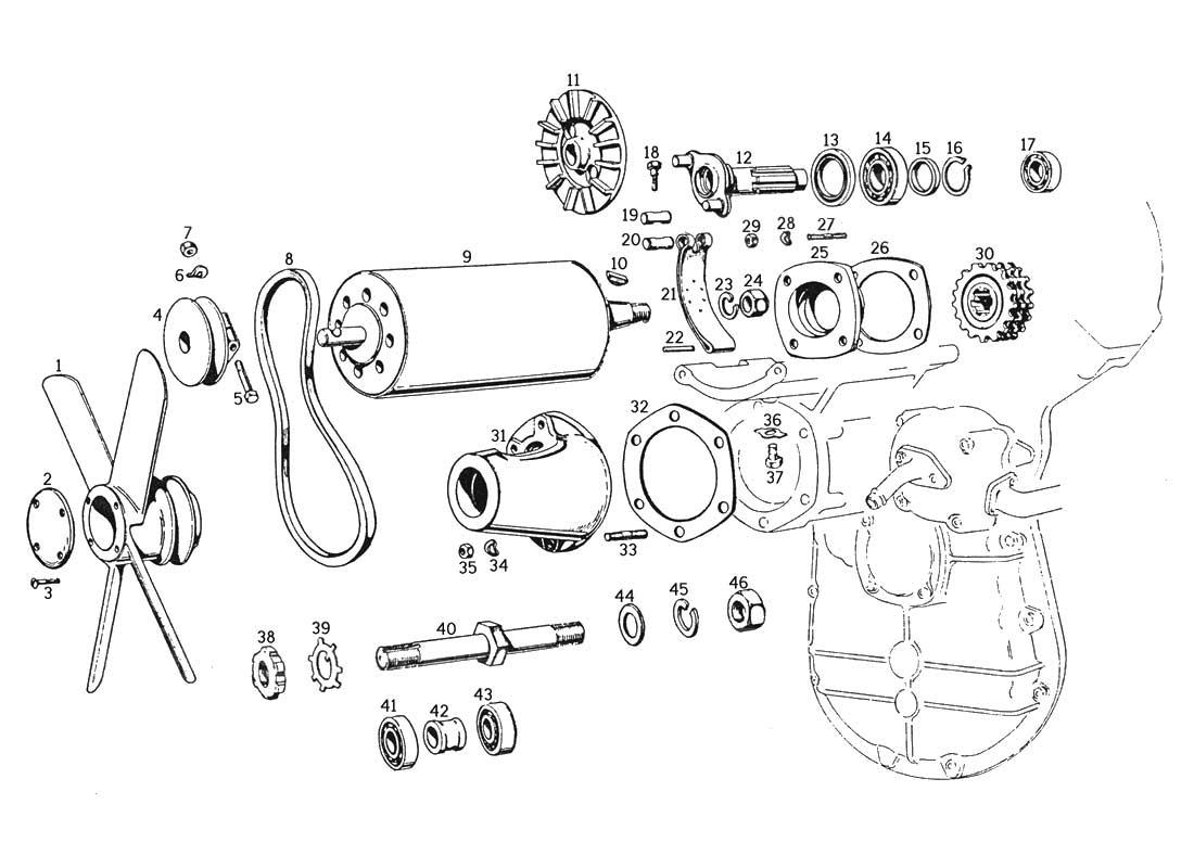 Diagram Search For Ferrari 250 Gte 1957 Ferrparts I5 Engine