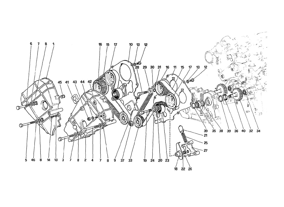 Diagram Of Rear Engine 3116 Smoke Detectors Wiring Diagrams For 4 – Diagram Of Rear Engine 3116