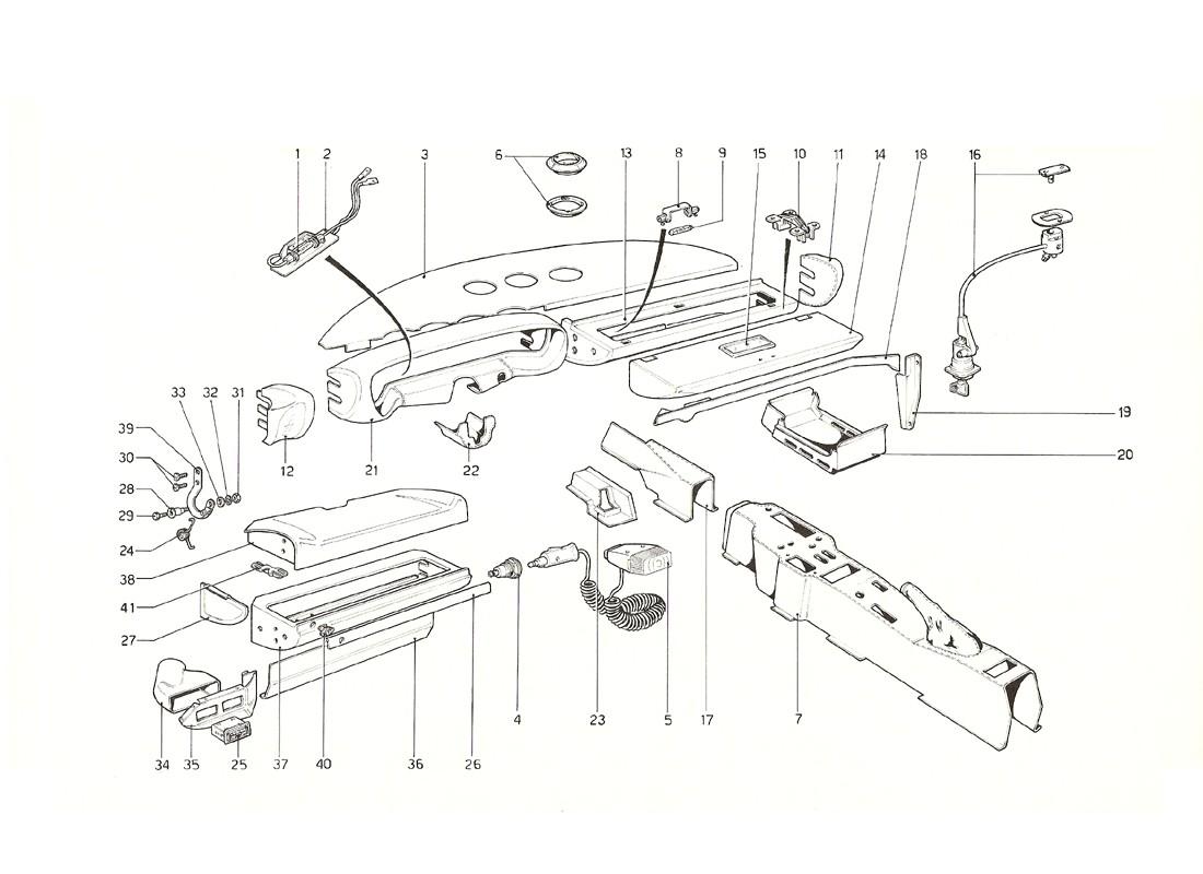 ferrari dino wiring diagram