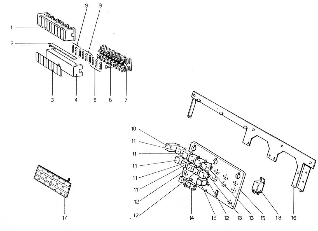Fabulous Diagram Search For Ferrari 308 Gtb 1976 Ferrparts Wiring 101 Israstreekradiomeanderfmnl