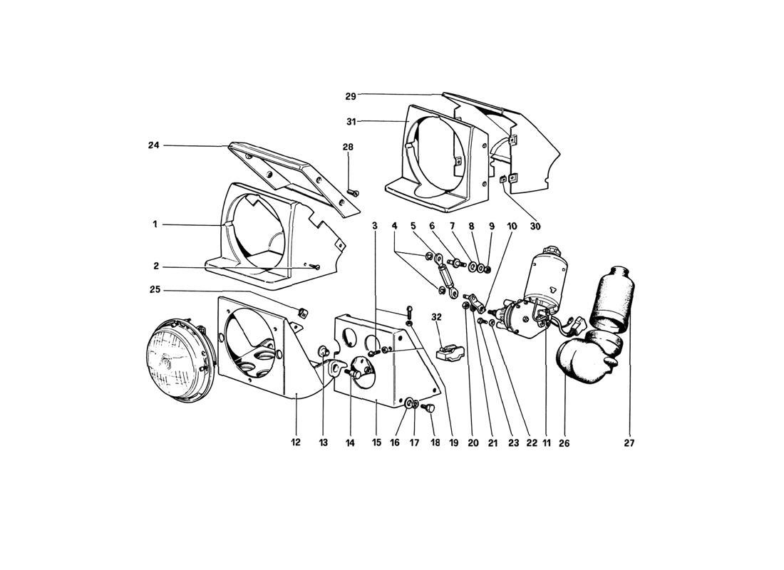 Swell Ferrari Engine Diagram Wiring Diagram Wiring Digital Resources Ntnesshebarightsorg