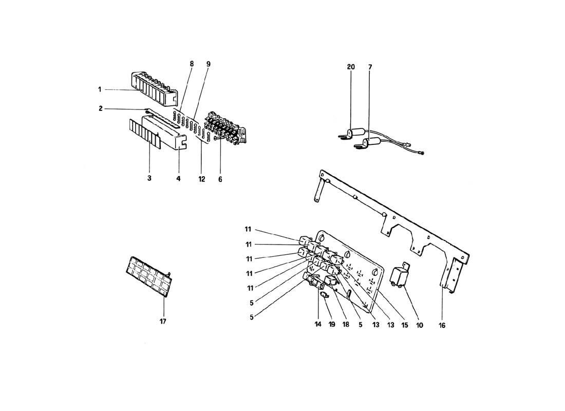 Excellent Ferrari Engine Diagram Wiring Diagram Wiring Digital Resources Ntnesshebarightsorg