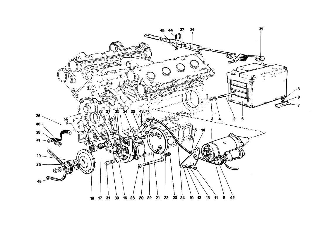 Ferrari Engine Diagram | Wiring Diagram on ferrari 308 gts, ferrari 308 qv wiring,