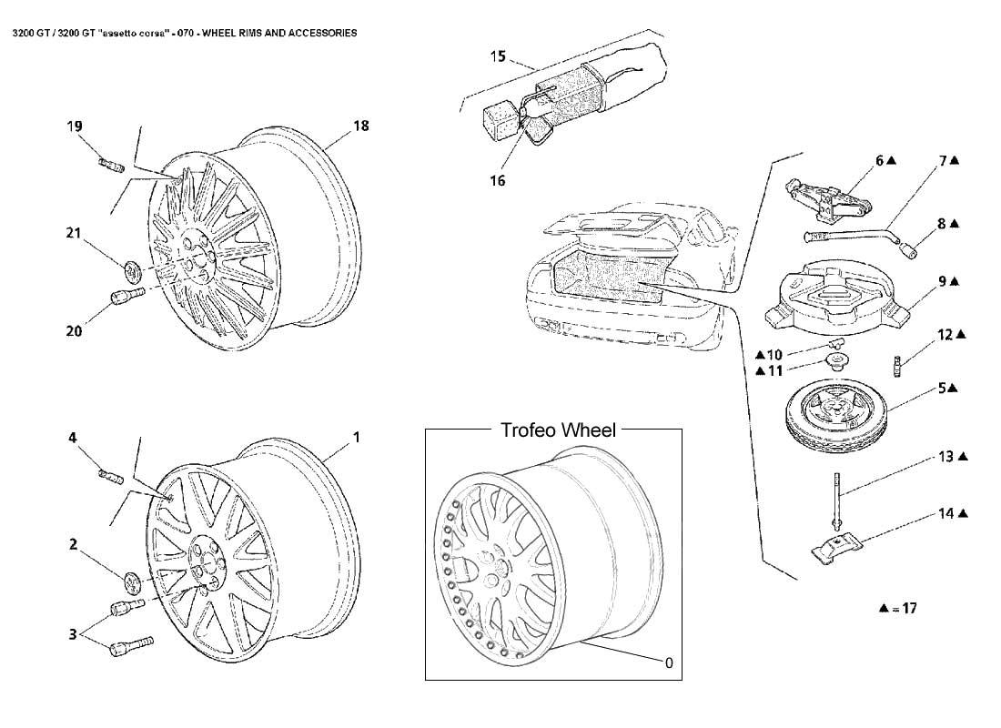 Diagram Search For Maserati 3200 Assetto Corsa Ferrparts Starter Motor Wiring