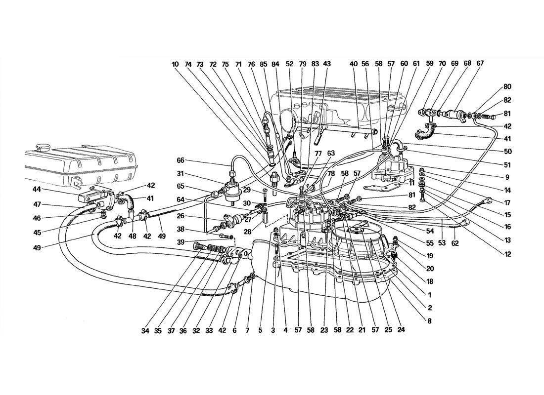 Diagram Search For Ferrari 328 1988 Ferrparts