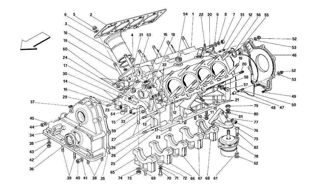 Diagram Search for Ferrari 348 (2.7 Motronic) - FerrpartsFerrparts