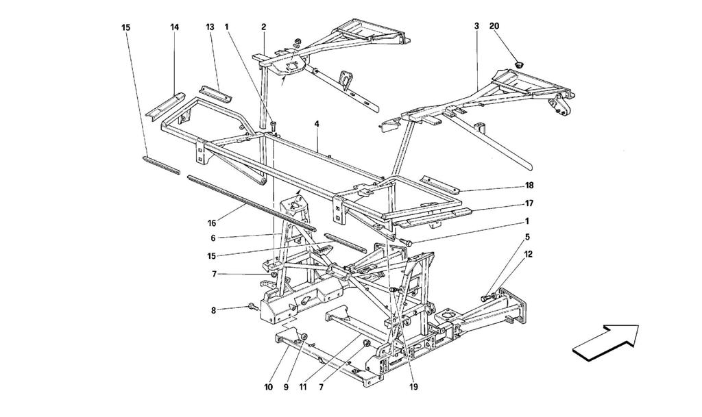 Diagram Search For Ferrari 348 2 7 Motronic