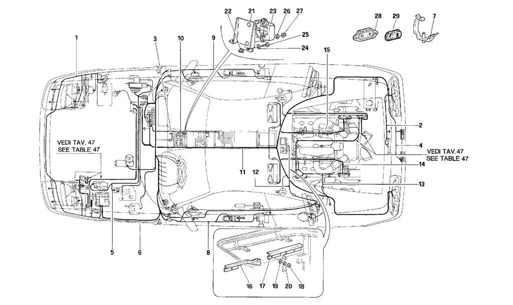 Diagram Search for Ferrari 348 (2.7 Motronic) - Ferrparts on