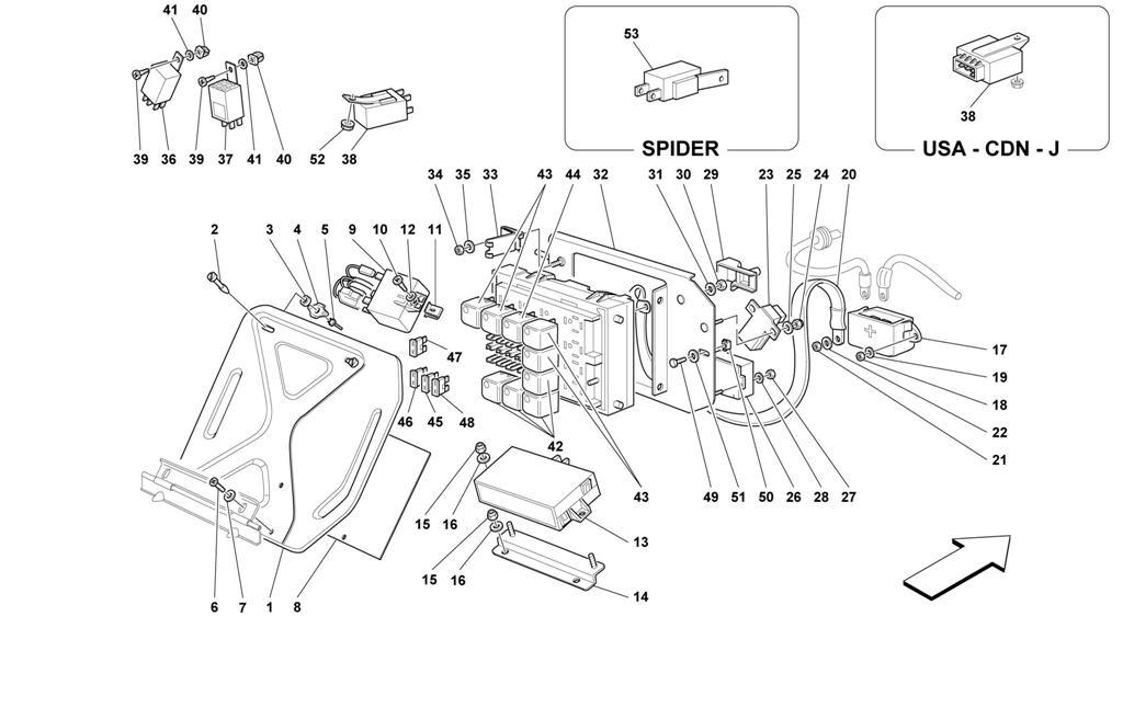 Phenomenal Diagram Search For Ferrari 355 2 7 Motronic Ferrparts Wiring Cloud Pimpapsuggs Outletorg