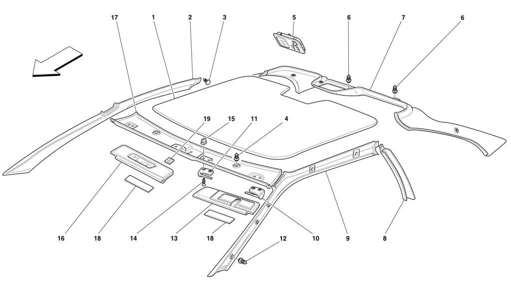 ferrari 458 italia engine diagram