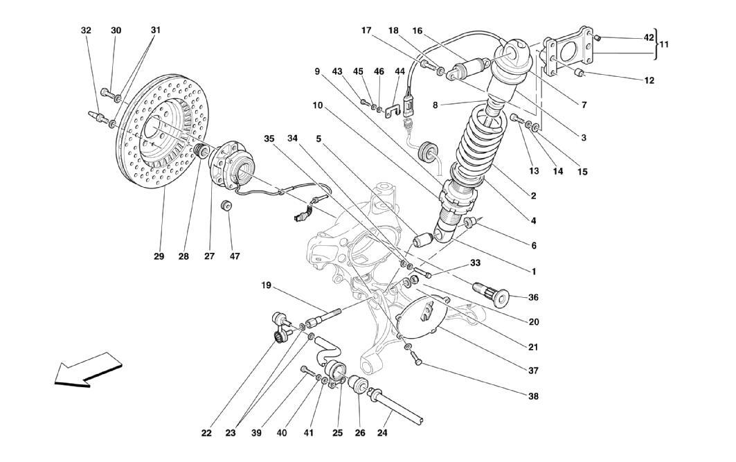 Diagram Search For Ferrari 360 Modena Ferrparts F430 Wiring