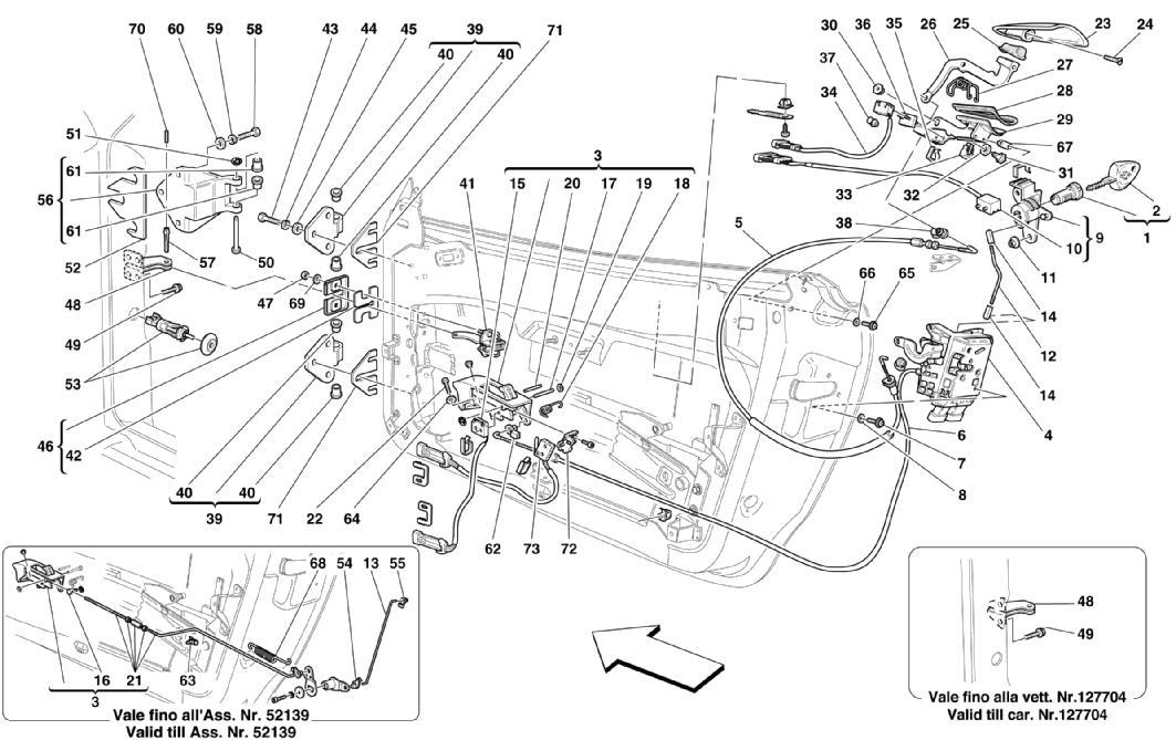 Diagram Search for Ferrari 360 Modena - Ferrparts on