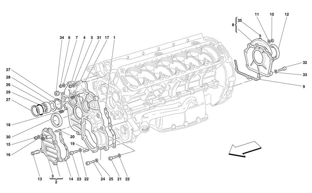 Diagram Search for Ferrari 456 M GTA - Ferrparts on ferrari mondial wiring diagram, ferrari 308 wiring diagram, ferrari 456 headlight conversion,