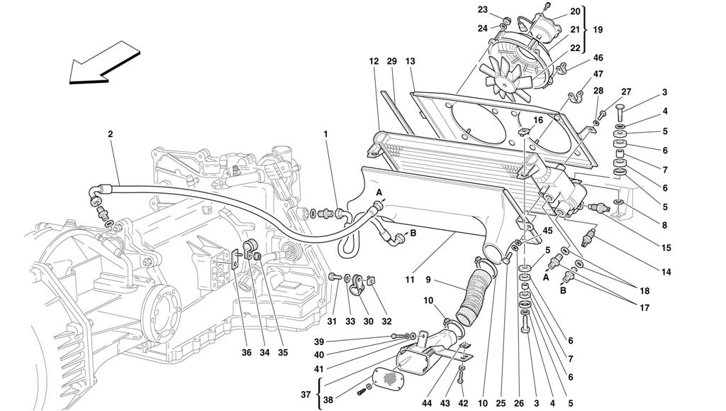 ferrari diagrams   ferrari 456 gt wiring diagrams