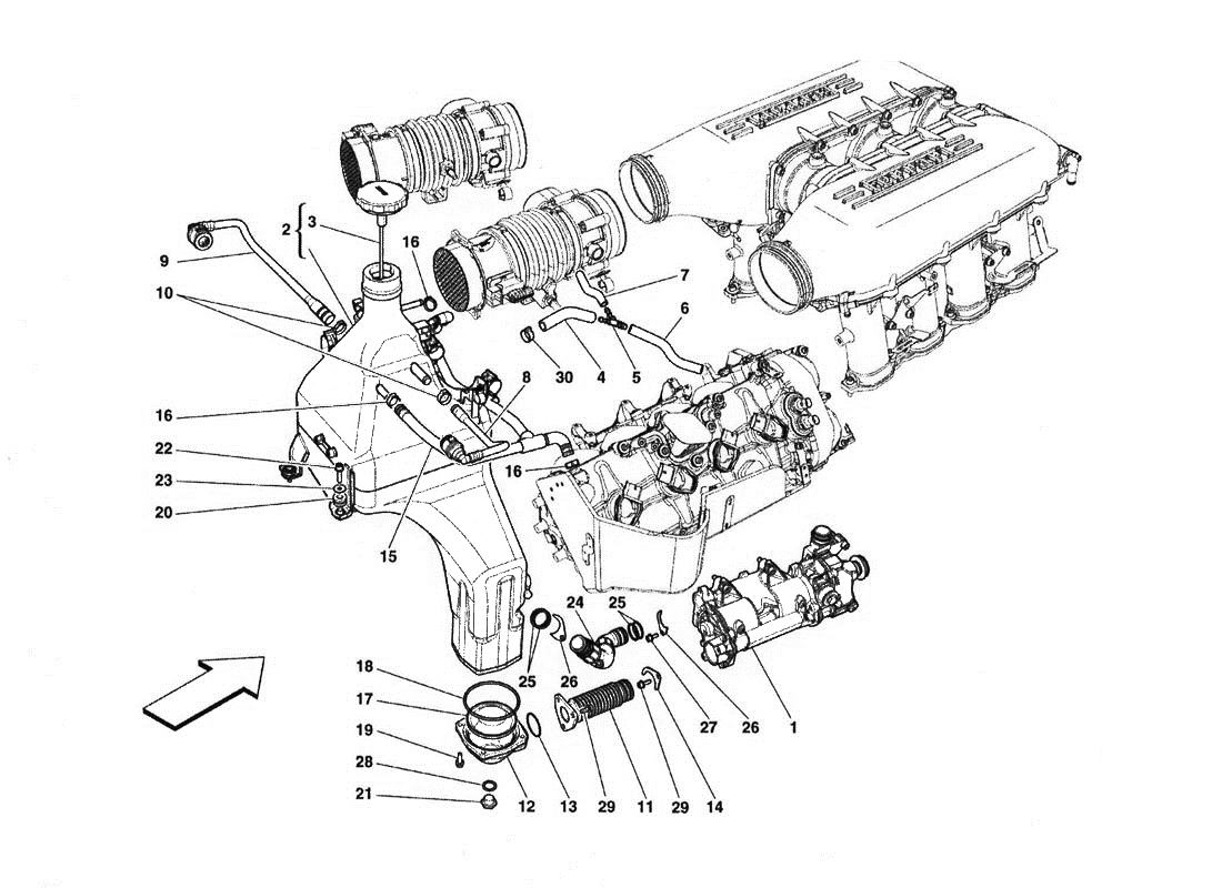 Swell Ferrari Engine Diagram Basic Electronics Wiring Diagram Wiring 101 Israstreekradiomeanderfmnl