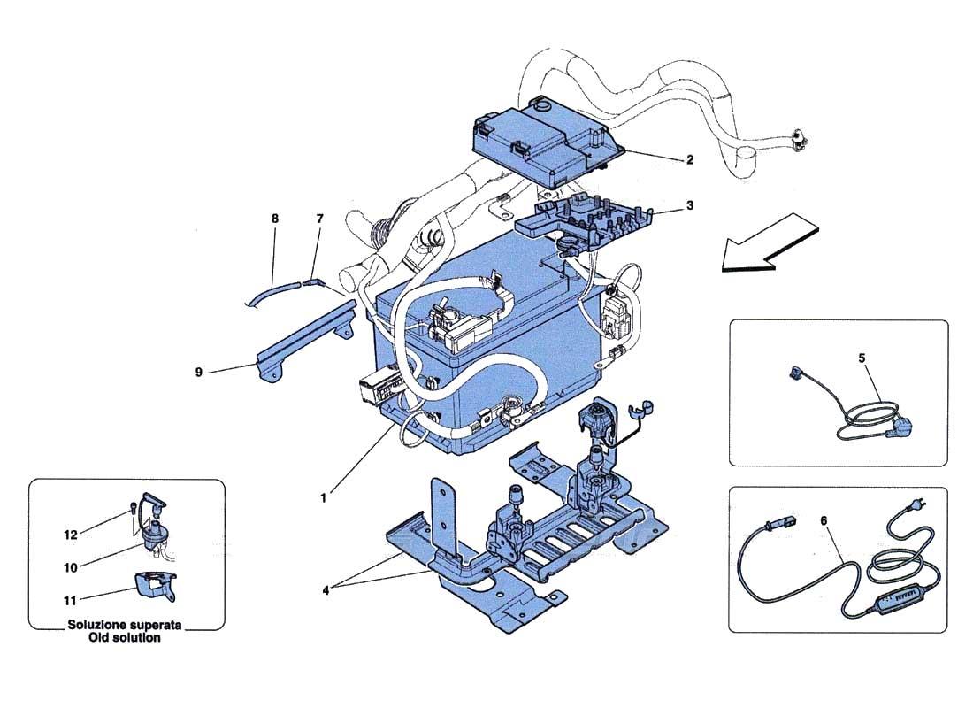 Diagram Search For Ferrari 458 Italia Ferrparts Engine