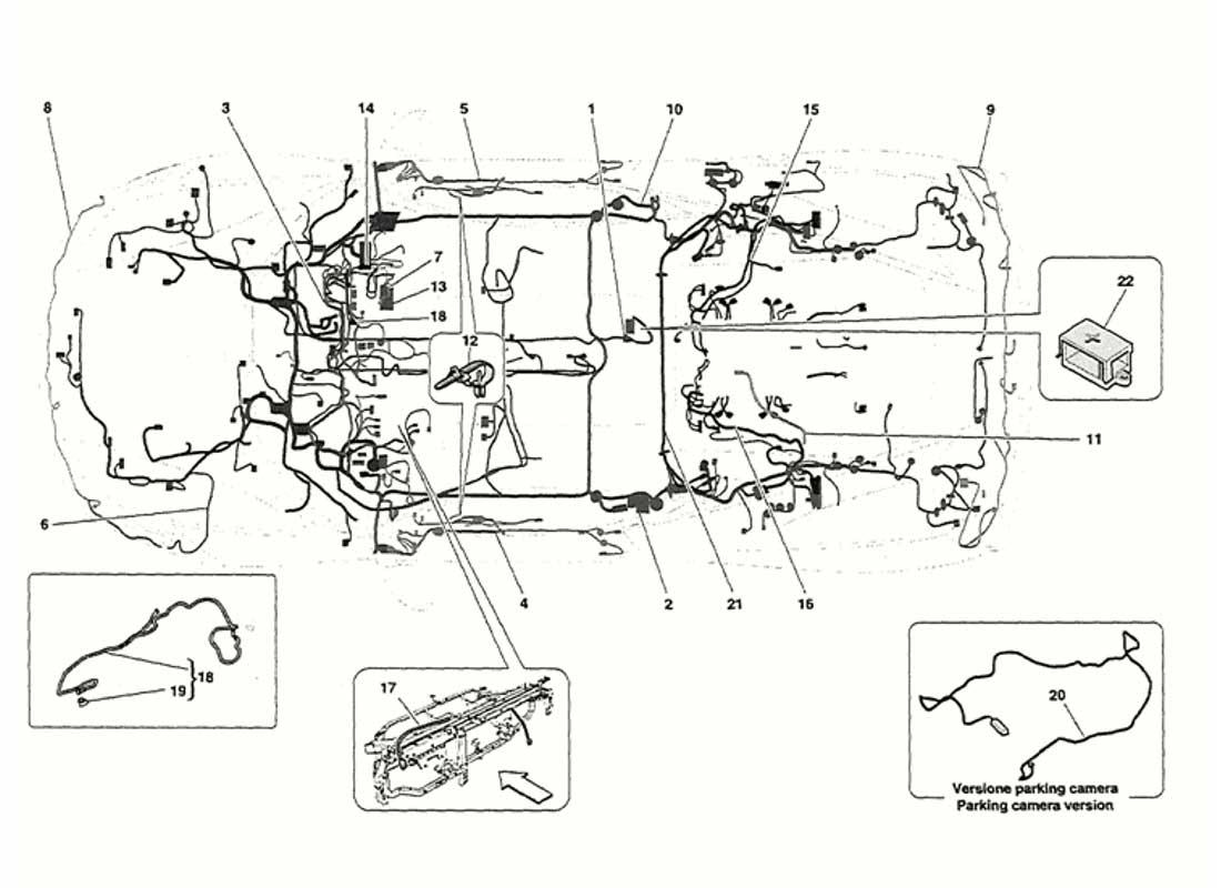 Ferrari 360 Modena Wiring Diagram Electrical Diagrams 512 Tr For U2022 430 Scuderia