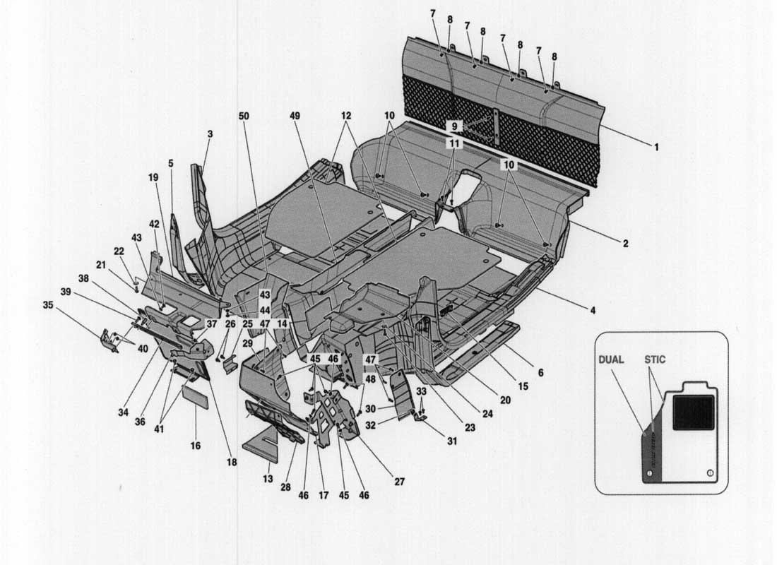 Diagram Search For Ferrari 488 Gtb Ferrparts 1984 Pininfarina Wiring