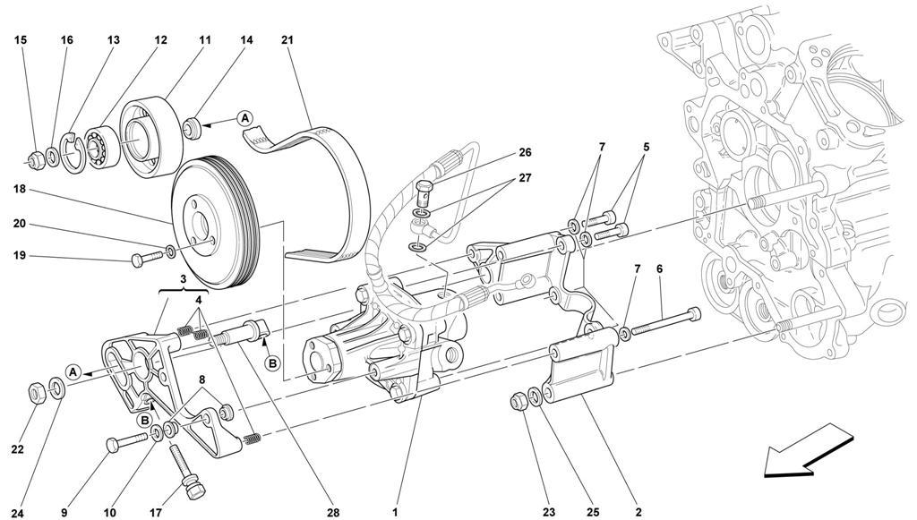 diagram search for ferrari 550 maranello ferrparts rh ferrparts com ferrari 550 maranello wiring diagram Ferrari 575