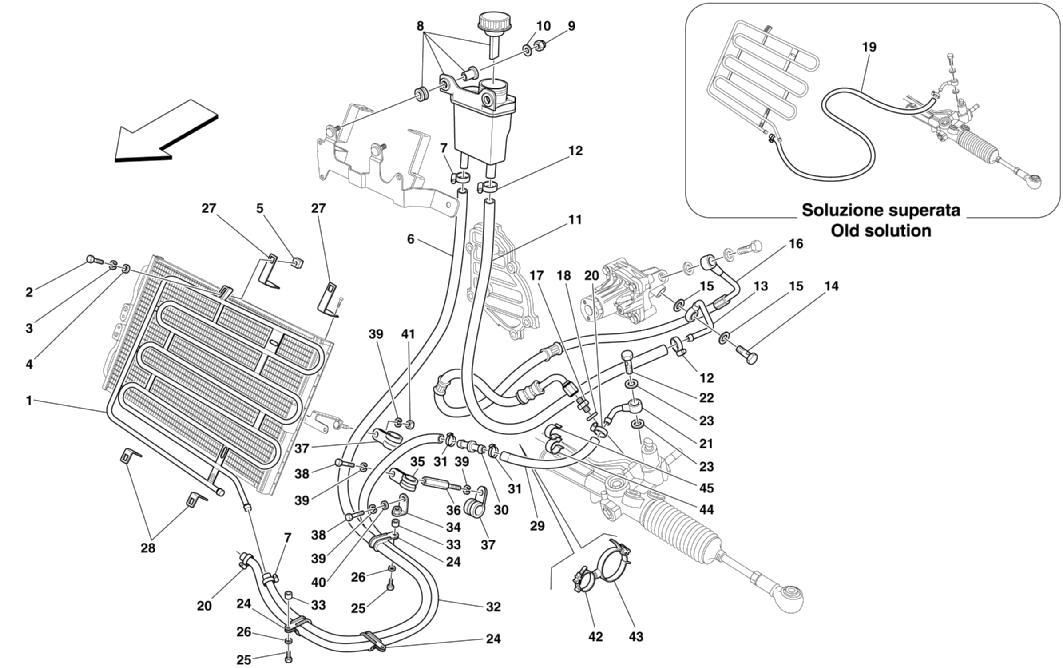 Diagram Search for Ferrari 612 Scaglietti - Ferrparts on