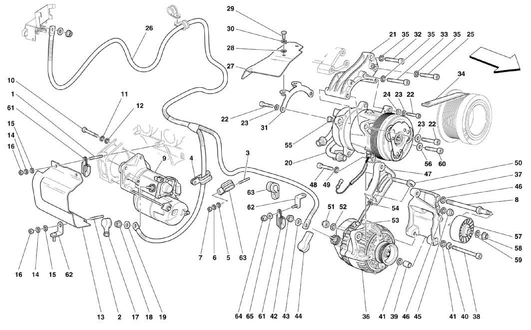 Diagram Search for Ferrari 612 Scaglietti - Ferrparts on ferrari f355, ferrari 456 gt, ferrari california, ferrari daytona, ferrari testarossa, ferrari f12 berlinetta, ferrari sedan, ferrari 512 m, ferrari fxx, ferrari 750 monza, ferrari f50, ferrari f430, ferrari 456 gta, ferrari f40,