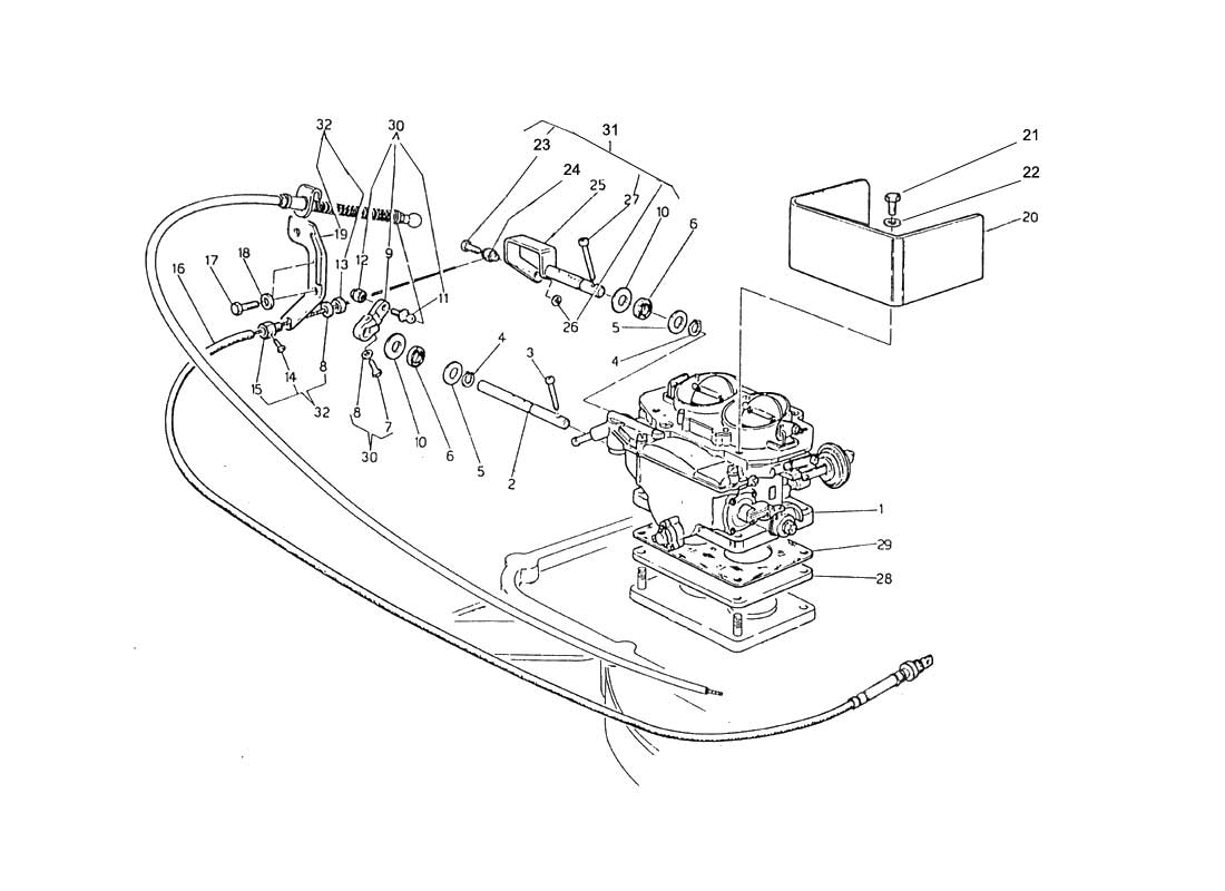 Cool 1984 Maserati Biturbo Wiring Diagram Diagram Data Schema Wiring Digital Resources Remcakbiperorg