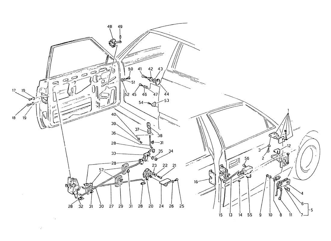 maserati fuse box  maserati  auto wiring diagram