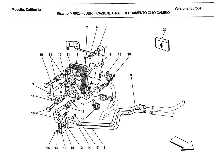 Brilliant Ferrari California Fuse Box Basic Electronics Wiring Diagram Wiring 101 Ivorowellnesstrialsorg