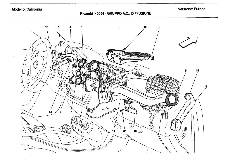 Ferrari California Wiring Diagram 308 Qv Search For Ferrparts On Gts