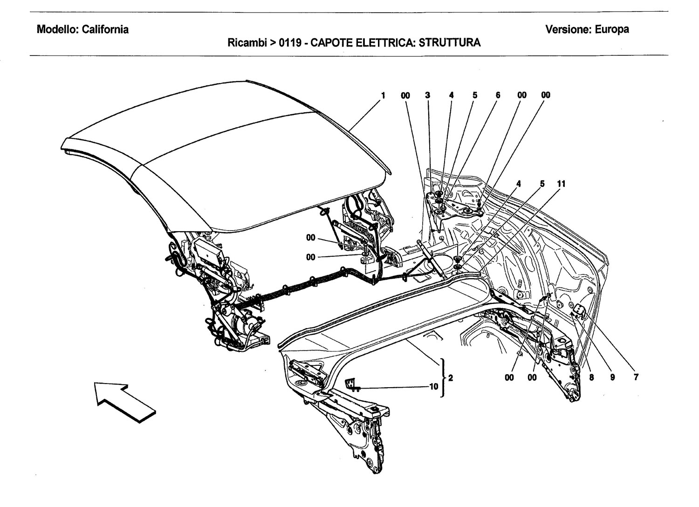 Diagram Search For Ferrari California Ferrparts Fuse Box