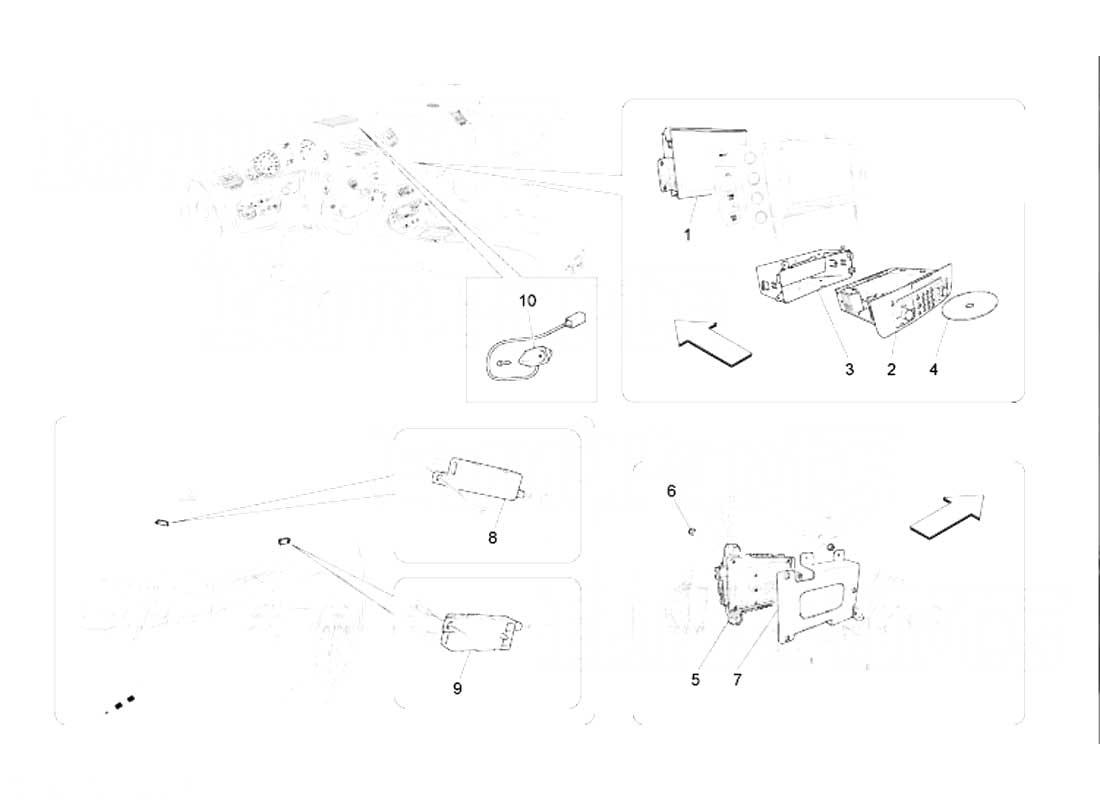Diagram Search For Maserati Granturismo 2008 42 Ferrparts Wiring 2010