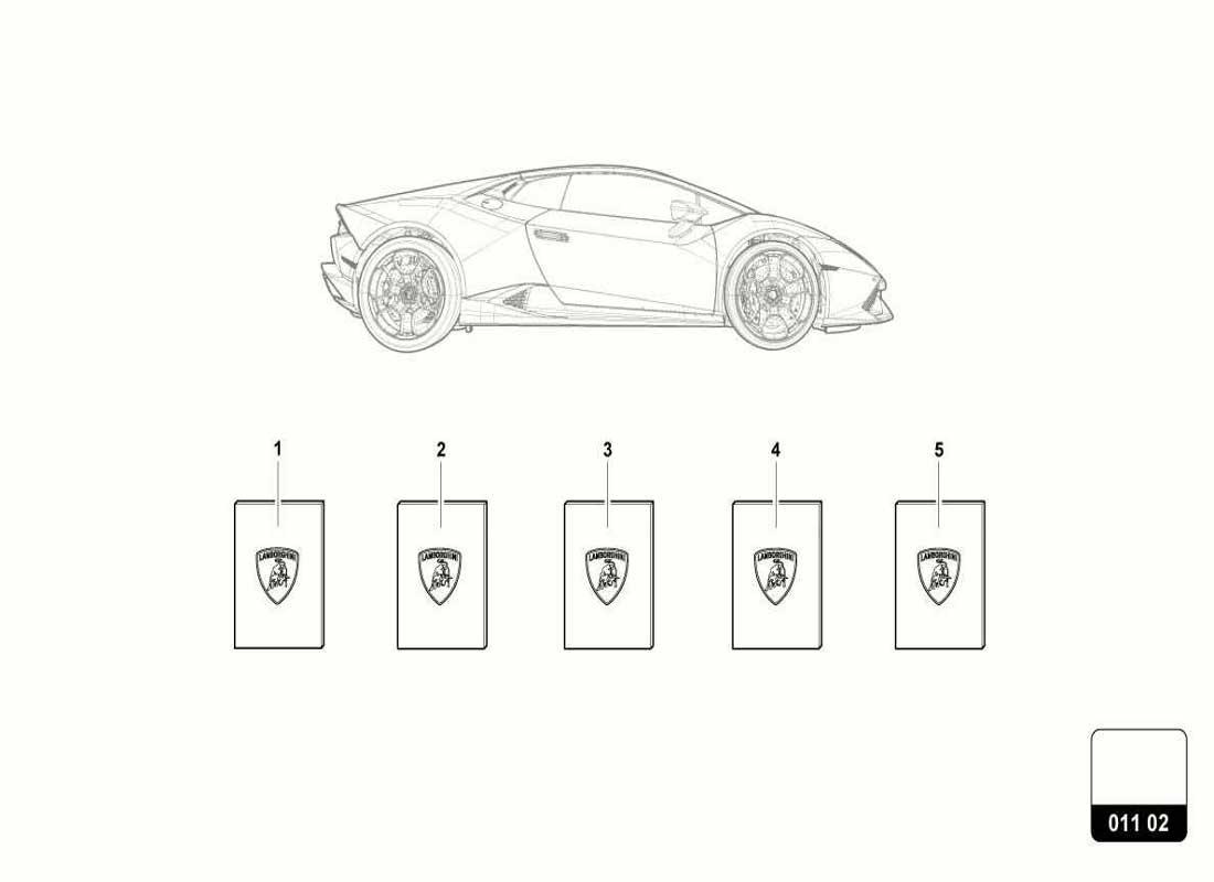 Diagram Search For Lamborghini Huracan Lp610 4 Coupe Ferrparts