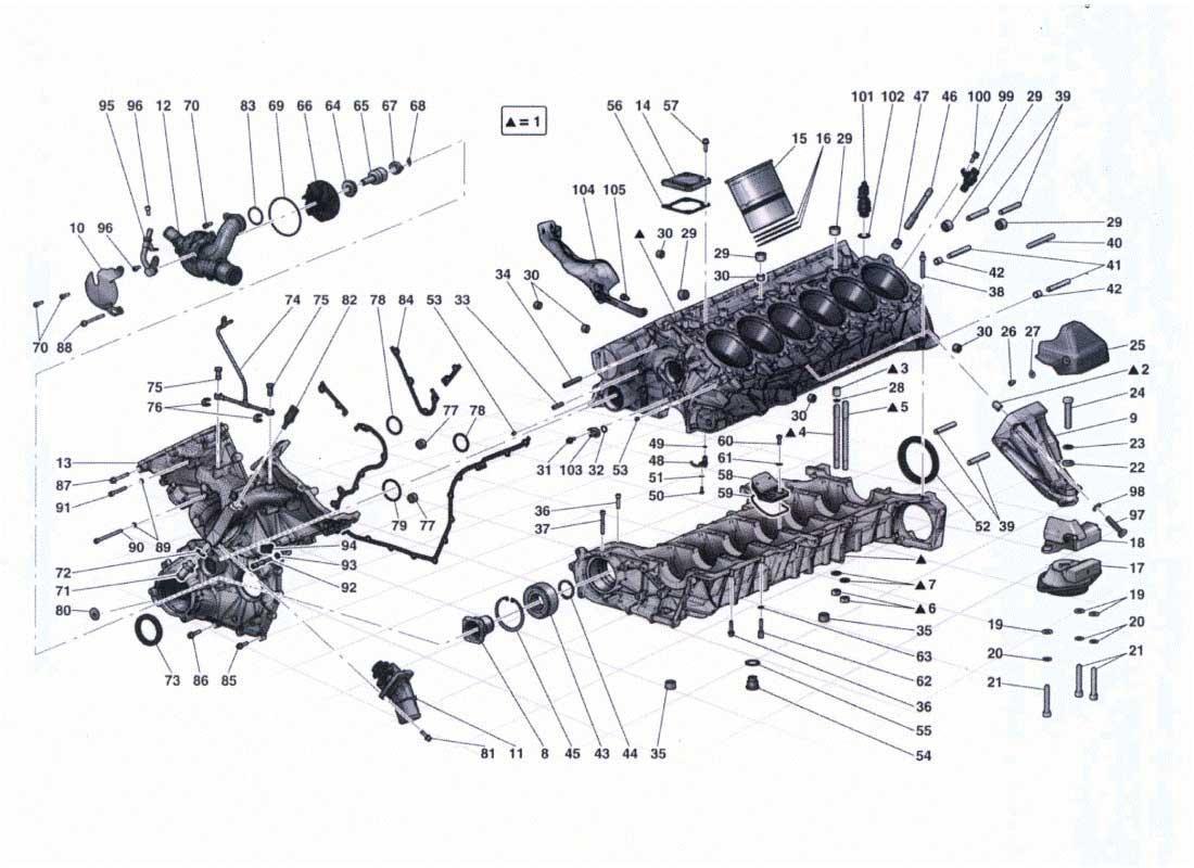 Diagram Search for Ferrari La Ferrari - FerrpartsFerrparts