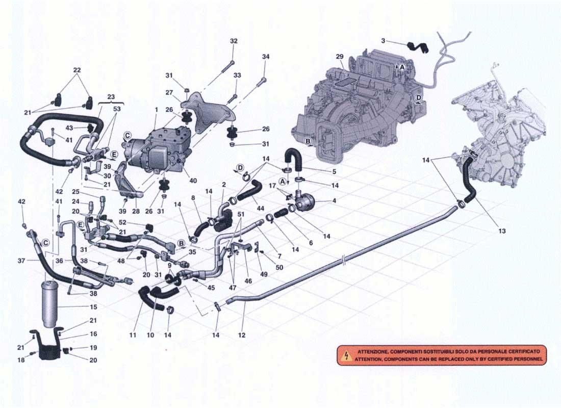 diagram search for ferrari la ferrari ferrparts rh ferrparts com ferrari 458 engine diagram ferrari 458 engine diagram