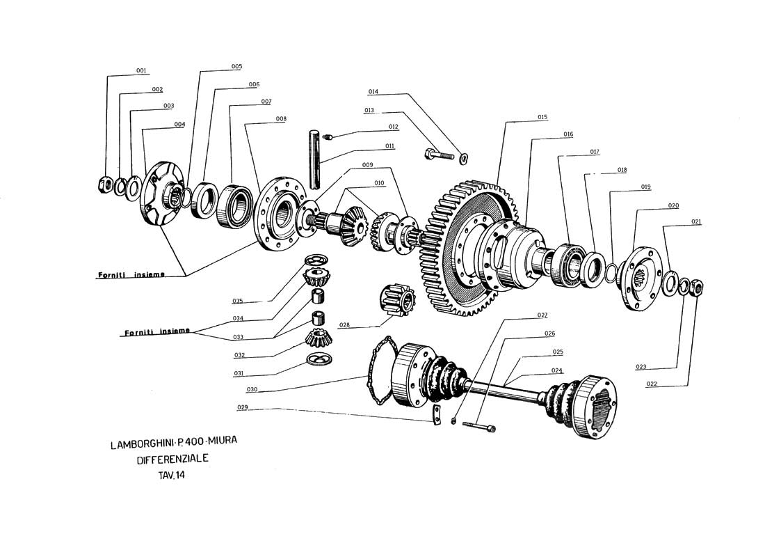 Diagram Search for Lamborghini Miura Ferrparts – Lamborghini Gallardo Engine Diagram