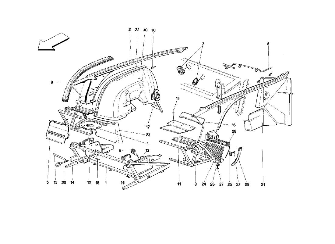 1999 ferrari 456 wiring diagrams ferrari mondial wiring