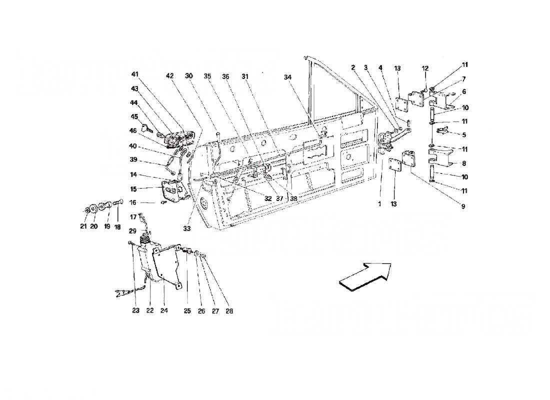 alfa romeo spider engine diagram