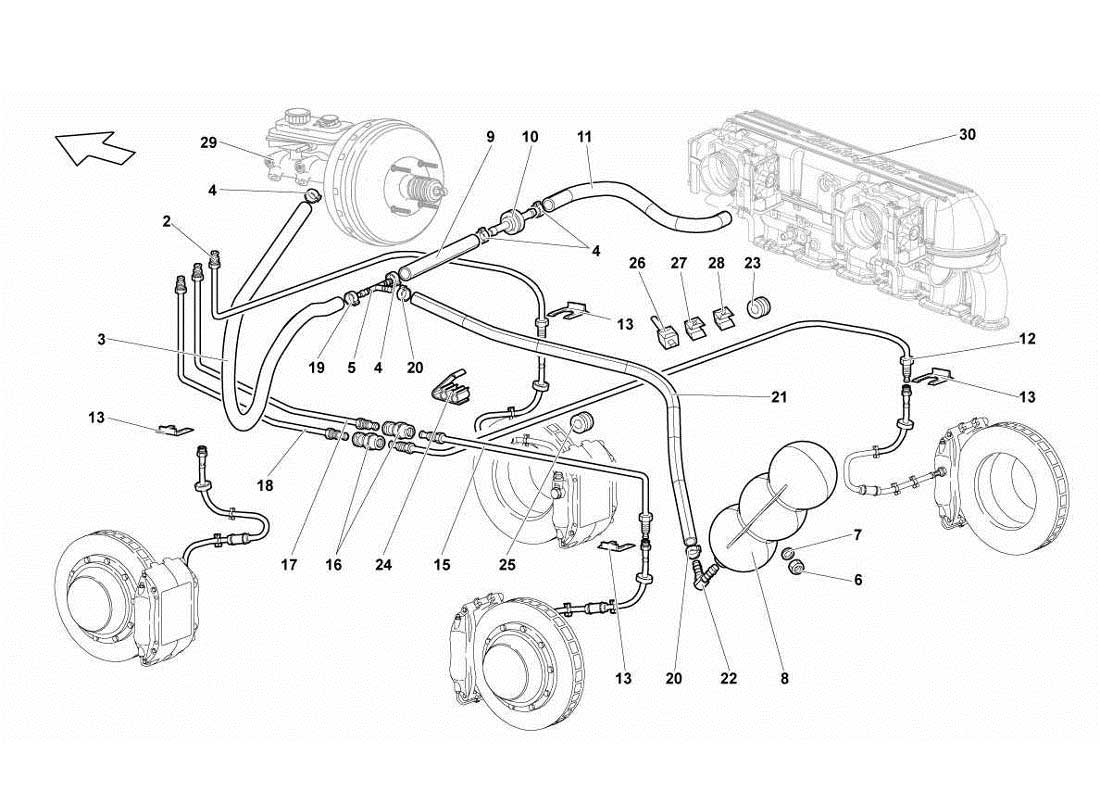 lamborghini murcielago sv engine diagrams  u2022 wiring diagram
