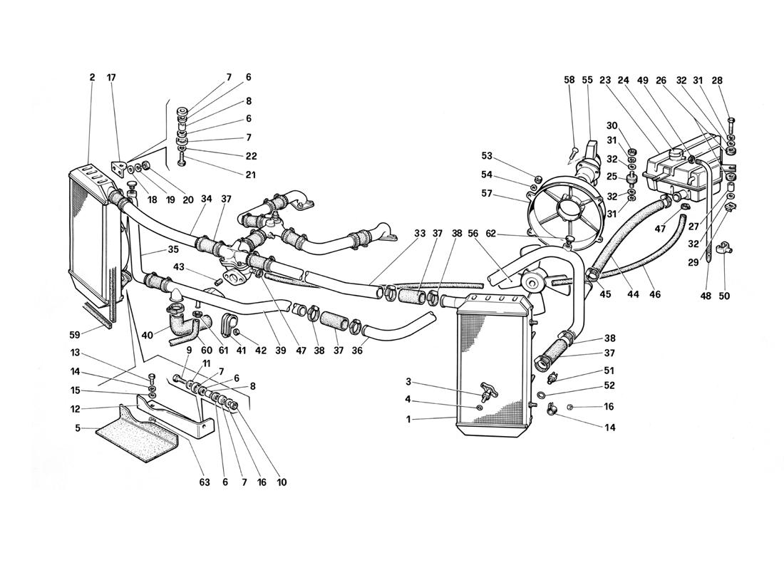 Ferrari 512 Tr For Wiring Diagram Diagrams Schematics F430 Search Testarossa 1987 Ferrparts Rh Com 355