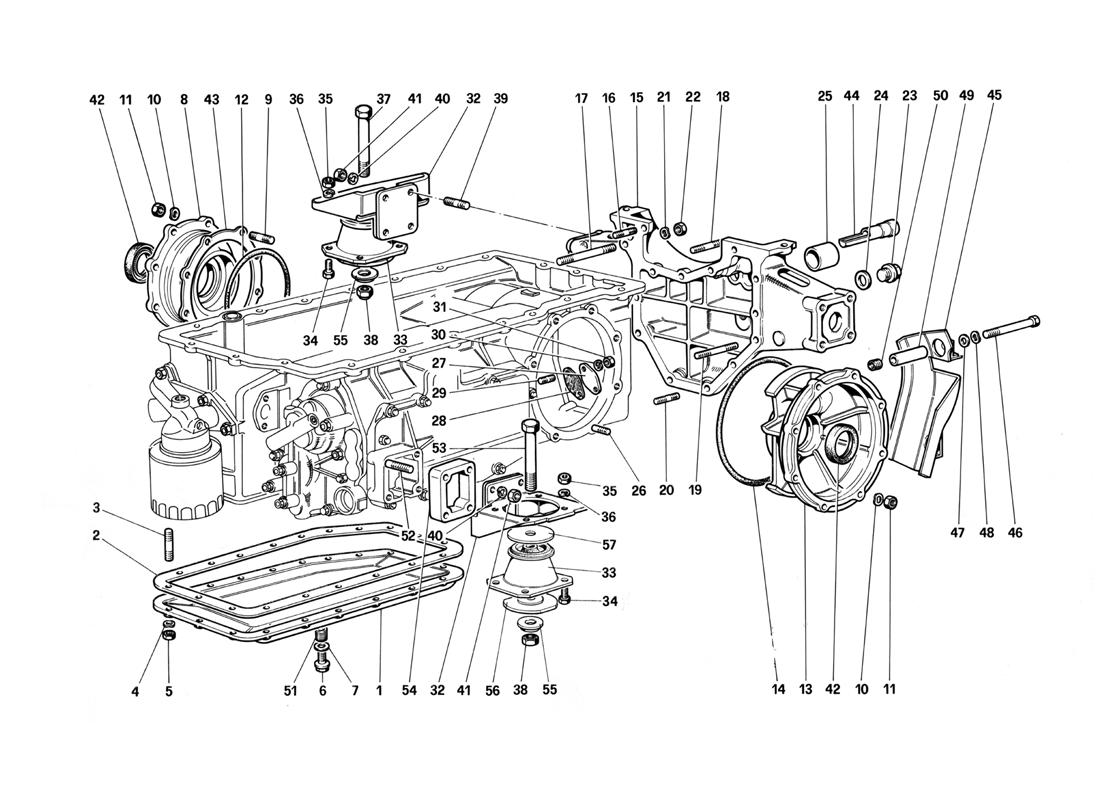 Diagram search for ferrari testarossa 1987 ferrparts ccuart Images
